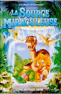 Le petit dinosaure la source miraculeuse film - Petit pieds dinosaure ...