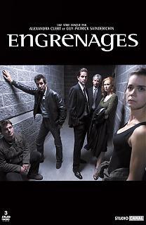 Engrenages - Intégrale Saison 1