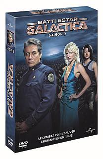 Battlestar Galactica - Saison 2