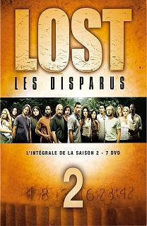 Lost : les Disparus - Saison 2, l'int�grale