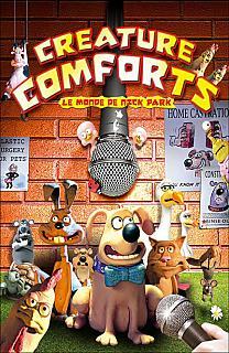 Creature Comforts, la série