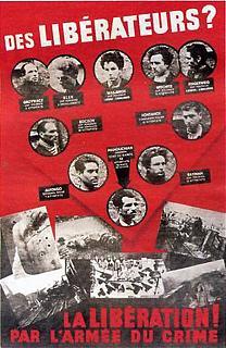 L'affiche rouge