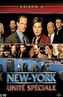 New York Unité Spéciale - Saison 3