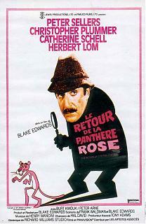 Le Retour de la Panthère rose en streaming
