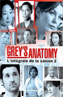 Grey'S Anatomy - Saison 2, l'intégrale