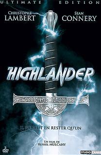Coffret Highlander