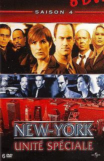 New York Unité Spéciale - Saison 4