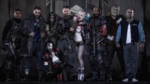 Suicide Squad : l'�quipe se d�voile en images !