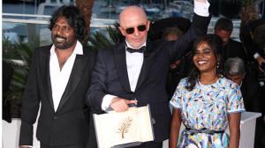 Cannes 2015 : Les Laur�ats prennent la pose ! (Galerie)