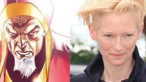 Docteur Strange : Tilda Swinton pourrait jouer l'Ancien