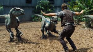Jurassic World réalise le deuxième meilleur démarrage parisien de l'année !