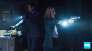 X-Files : Mulder et Scully de retour dans un premier teaser !