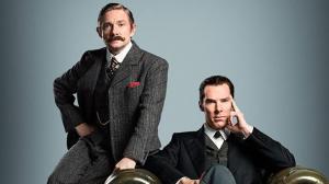 Sherlock : un extrait de l'�pisode sp�cial !
