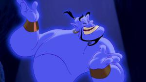 Disney : Le G�nie d'Aladdin aura le droit � son prequel !
