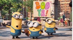 Box-Office : Les Minions s'offrent le meilleur démarrage de l'année !