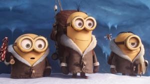 Box-Office France : Les Minions toujours en tête !