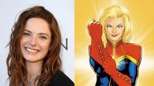 Rumeur du jour : Rebecca Ferguson en Captain Marvel ?
