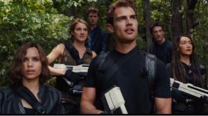 Divergente 3 : La premi�re bande-annonce d�voil�e !