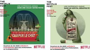 Netflix lance un festival de s�ries gratuit et insolite !