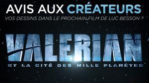 Concours : cr�ez un costume pour le prochain film de Luc Besson !