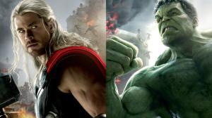 Hulk dans Thor : Ragnarok ?
