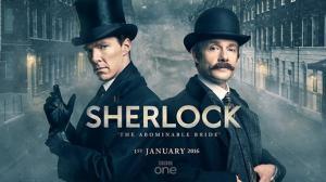 Sherlock : Une date et une affiche pour l'épisode spécial !