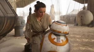 Star Wars 7 : Une nouvelle featurette pr�sente le personnage de Rey !