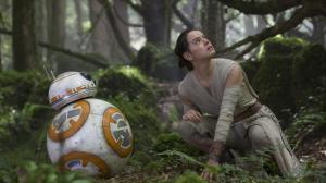 Star Wars 7 : un aperçu des coulisses du tournage