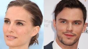 Natalie Portman et Nicholas Hoult chez Xavier Dolan