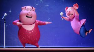 Tous en sc�ne : le film d�animation qui va vous faire chanter !