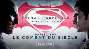 Batman V Superman : pariez sur le film et partez sur le tournage de Justice League