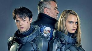 Valerian : les premi�res photos du nouveau film de Luc Besson