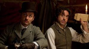 Sherlock Holmes 3 en tournage cette ann�e ?