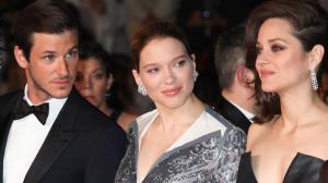 Cannes 2016 : L'équipe glamour de Juste La Fin du Monde prend la pose