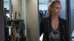 Premier aper�u de Charlize Theron dans Fast & Furious 8