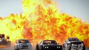 Fast & Furious 8 enflamme l'Islande (vidéo)