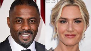 Kate Winslet au cin�ma avec Idris Elba ?
