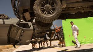 Transformers 5 : Premiers clich�s de tournage explosifs