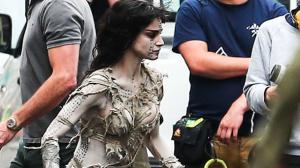 La Momie : Premiers clichés de Sofia Boutella dans le reboot