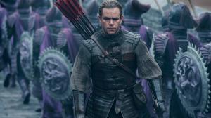 La Grande Muraille : la bande-annonce �poustouflante avec Matt Damon