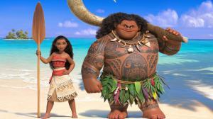 Disney : de nouvelles images color�es de Vaiana !