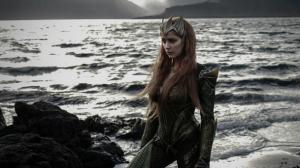 Justice League : le personnage d'Amber Heard se dévoile