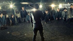 Walking Dead - Saison 7 : Les acteurs r�agissent au premier �pisode !