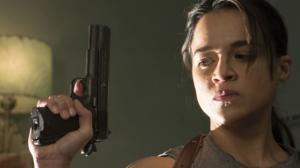 Bande-annonce : Michelle Rodriguez est un homme dans Revenger !