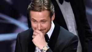 Oscars 2017 : Ryan Gosling explique son fou-rire