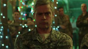 Une première bande-annonce déjantée pour War Machine de Netflix