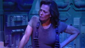 Vidéo : Sigourney Weaver de retour dans la peau de Ripley !