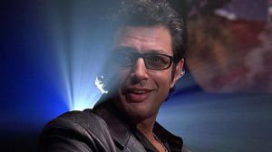 Jeff Goldblum parle de son rôle dans Jurassic World 2
