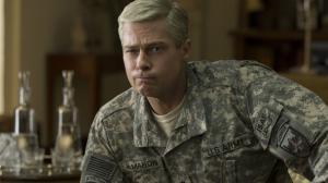 Nouveau trailer de War Machine, le film de guerre avec Brad Pitt