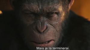 Une nouvelle bande-annonce saisissante pour La Planète des Singes - Suprématie !